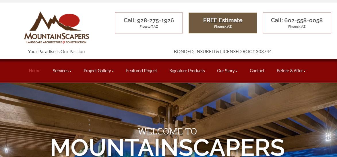 5 Best Landscaping Companies in Phoenix 5