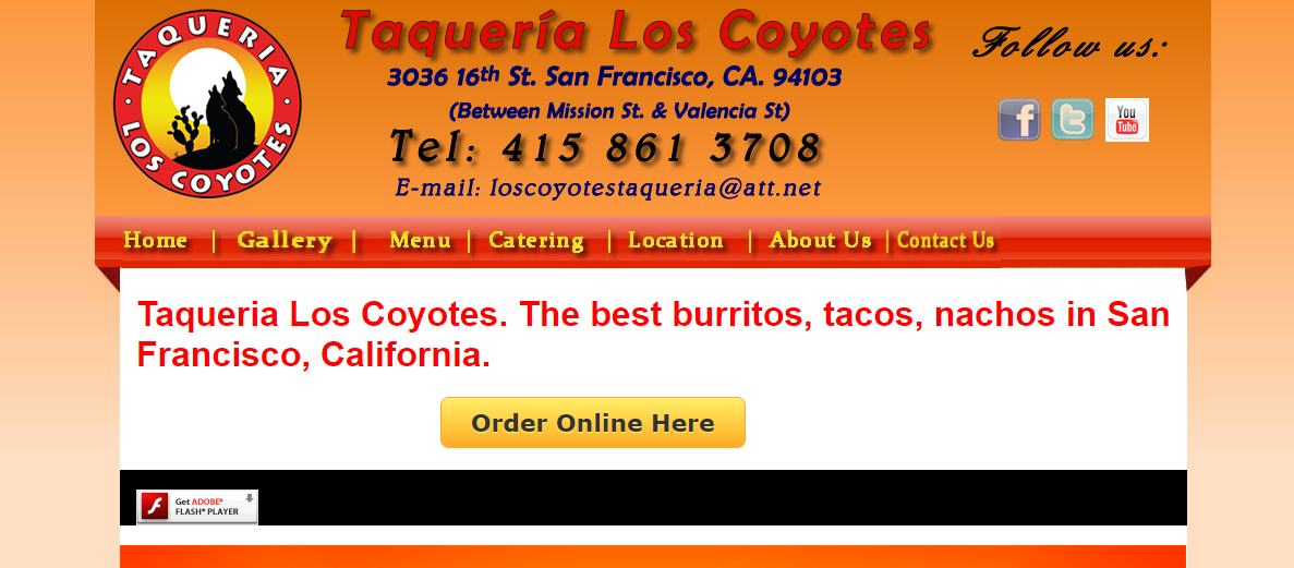 5 Best Mexican Restaurants in San Francisco 1