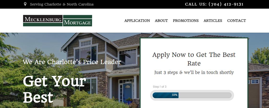 5 Best Mortgage Brokers in Charlotte 1