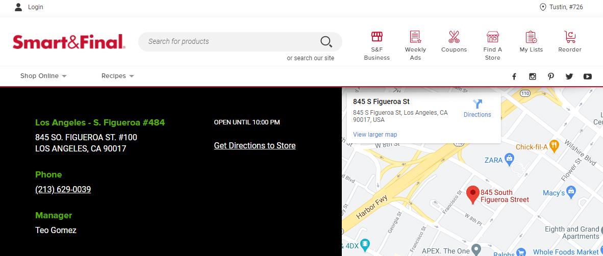 5 Best Supermarkets in Los Angeles 5