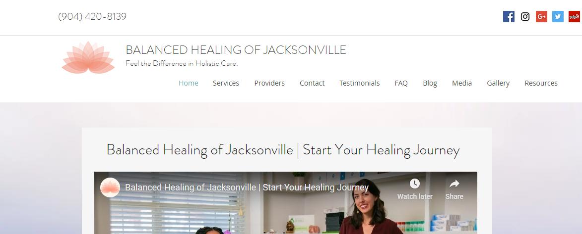 5 Best Naturopathy in Jacksonville2