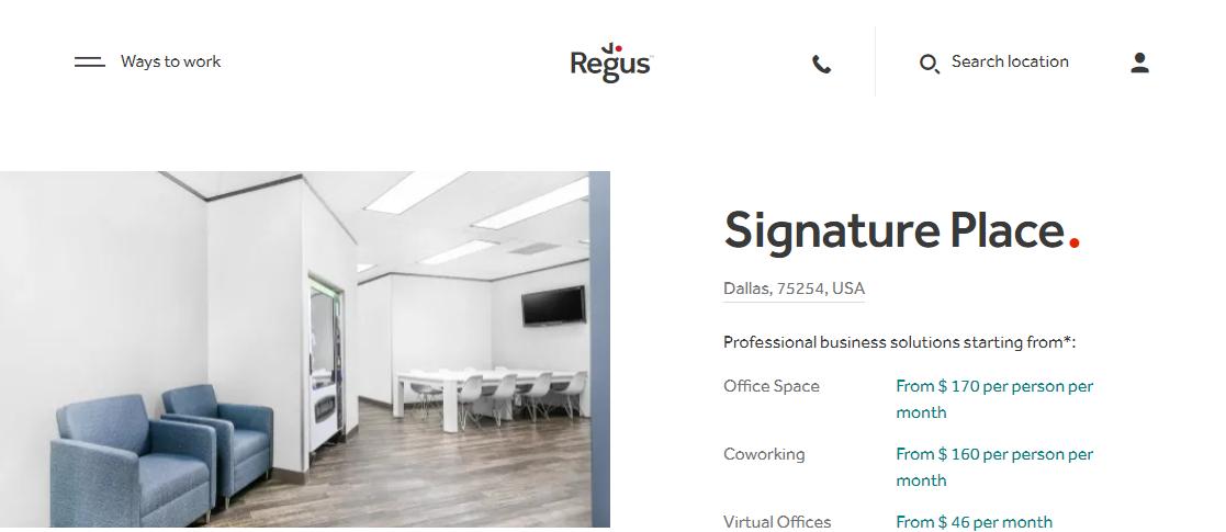 5 Best Office Rental Space in Dallas1