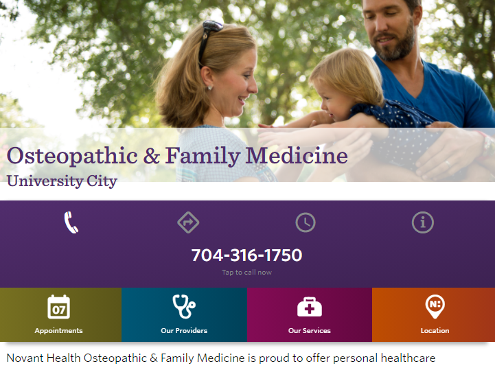 5 Best Osteopaths in Charlotte3