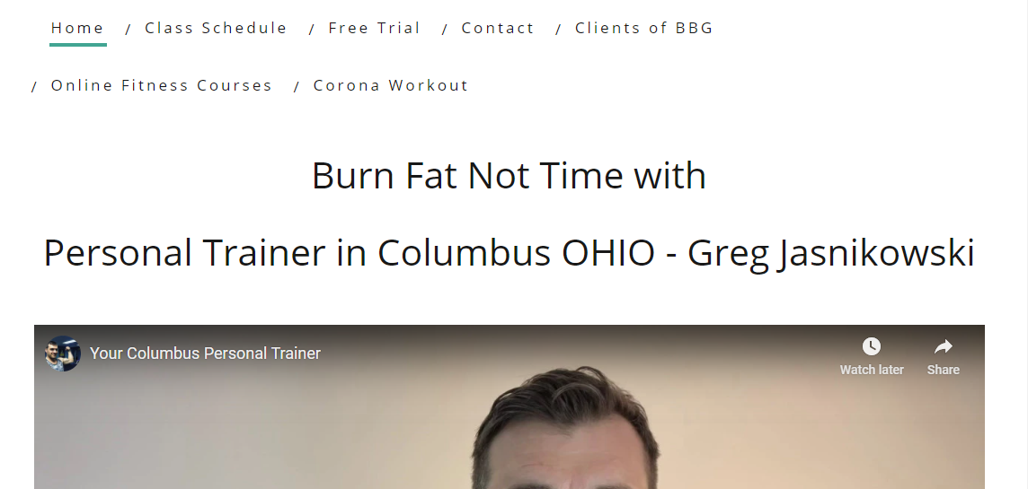 5 Best Personal Trainers in Columbus1