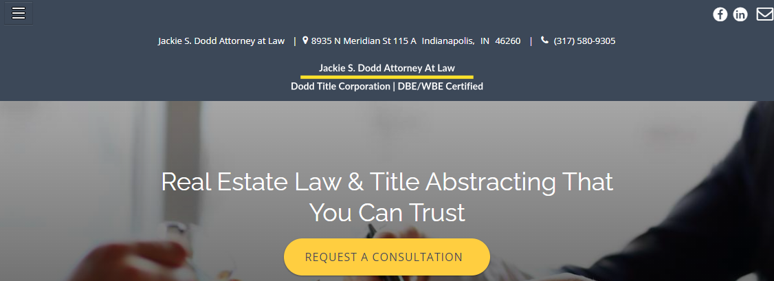 5 Best Property Attorneys in Indianapolis 3