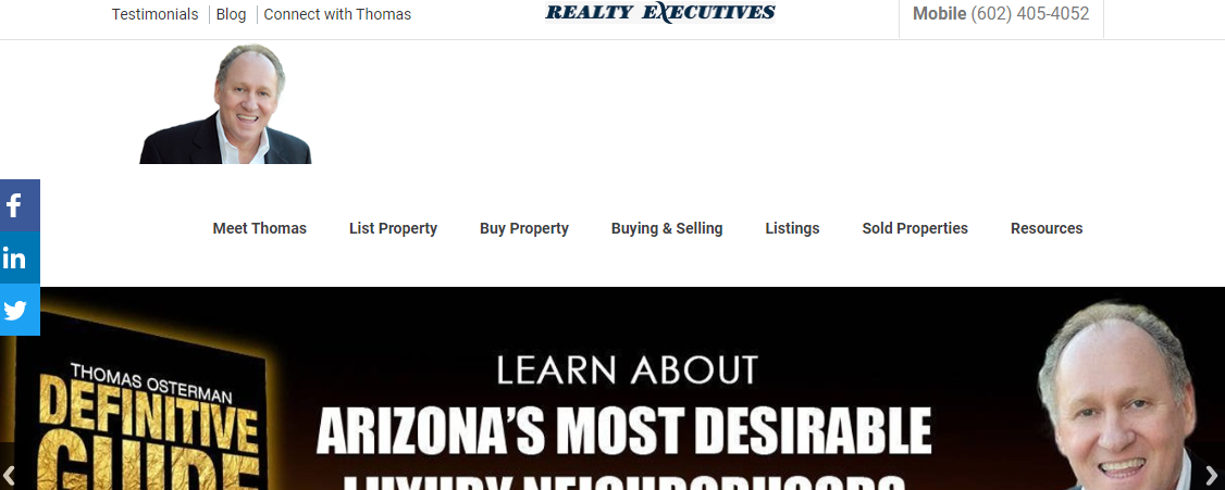 5 Best Real Estate Agents in Phoenix 2