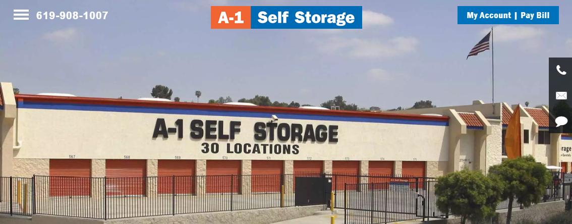 5 Best Self Storage in San Diego1