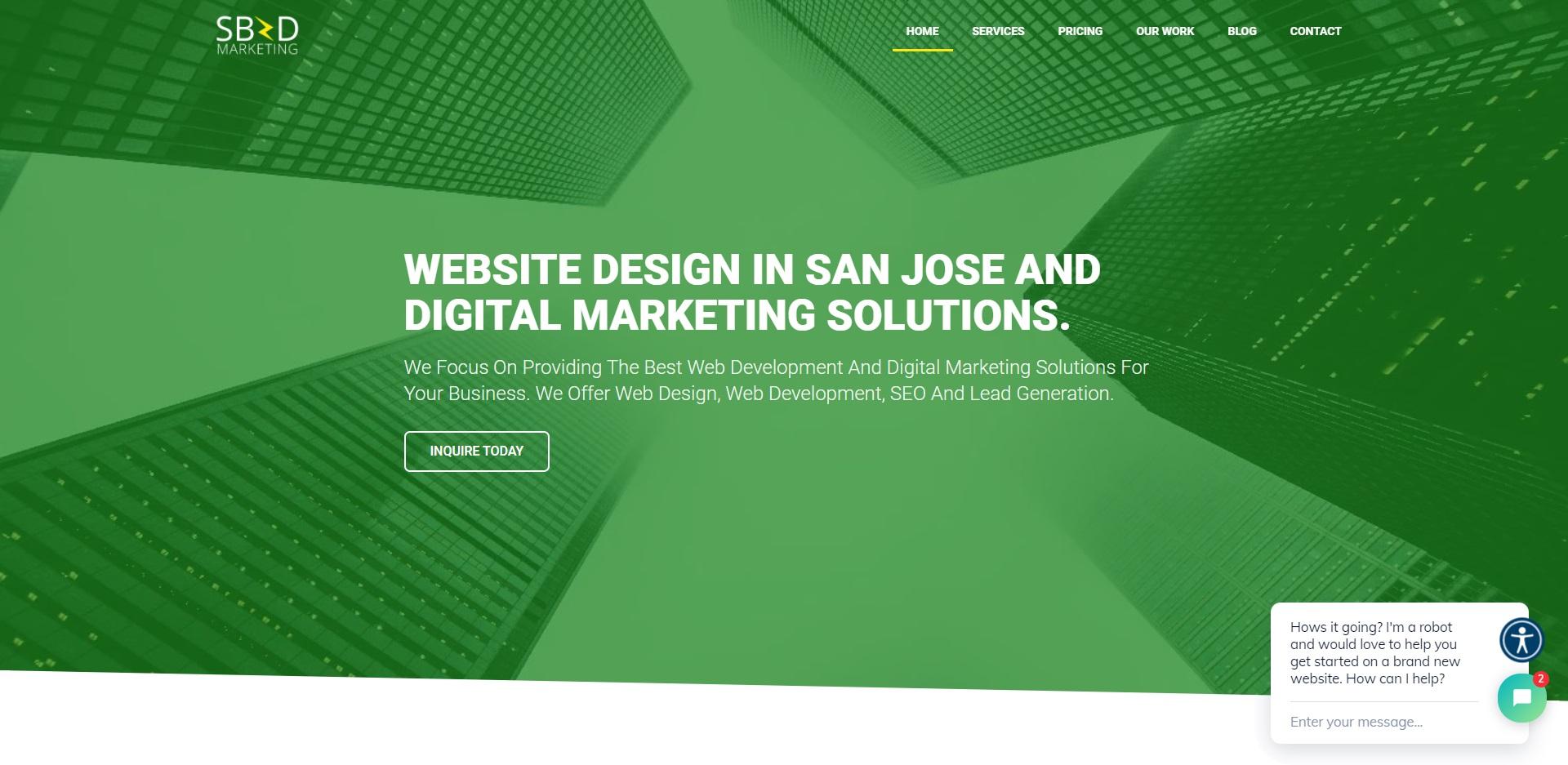 Best Web Development in San Jose