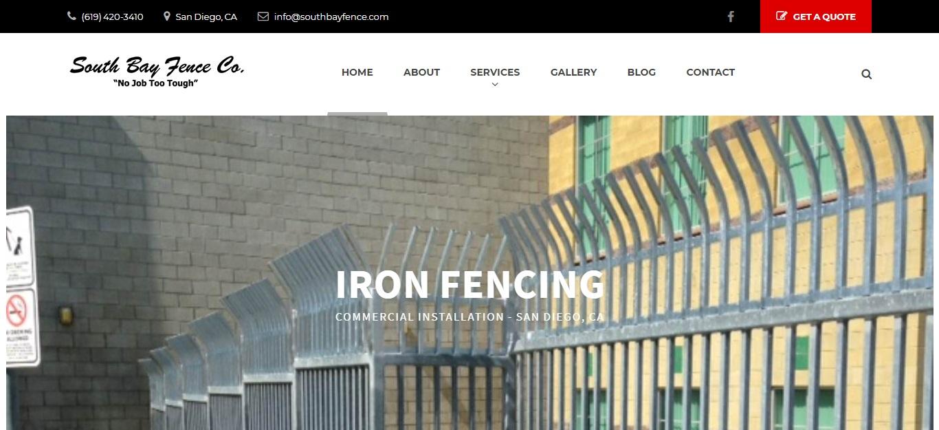 San Diego's Best Fencing Contractors