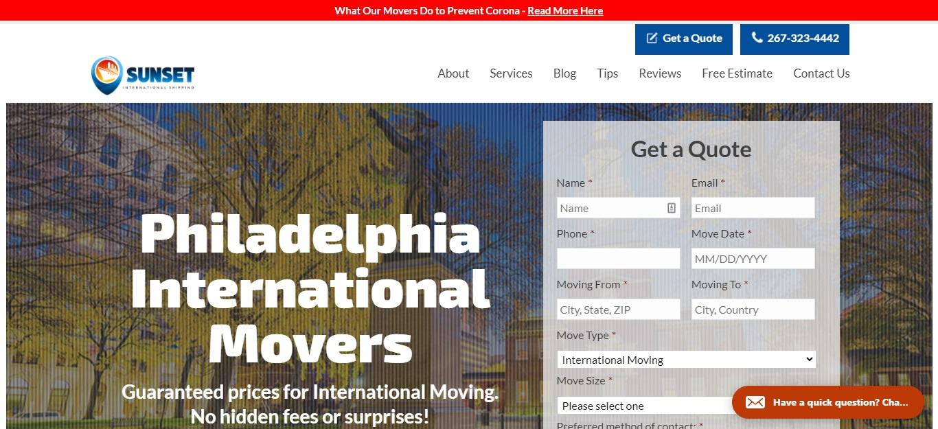 Philadelphia's Best Courier Services