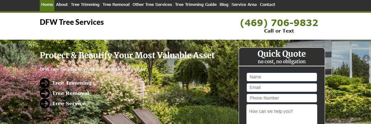 5 Best Tree Services in Dallas1