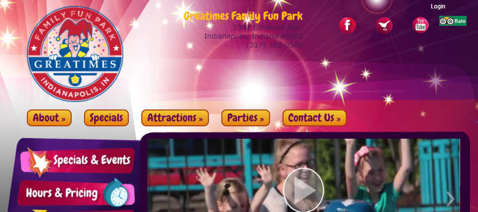 5 Best Theme Parks in Indianapolis2