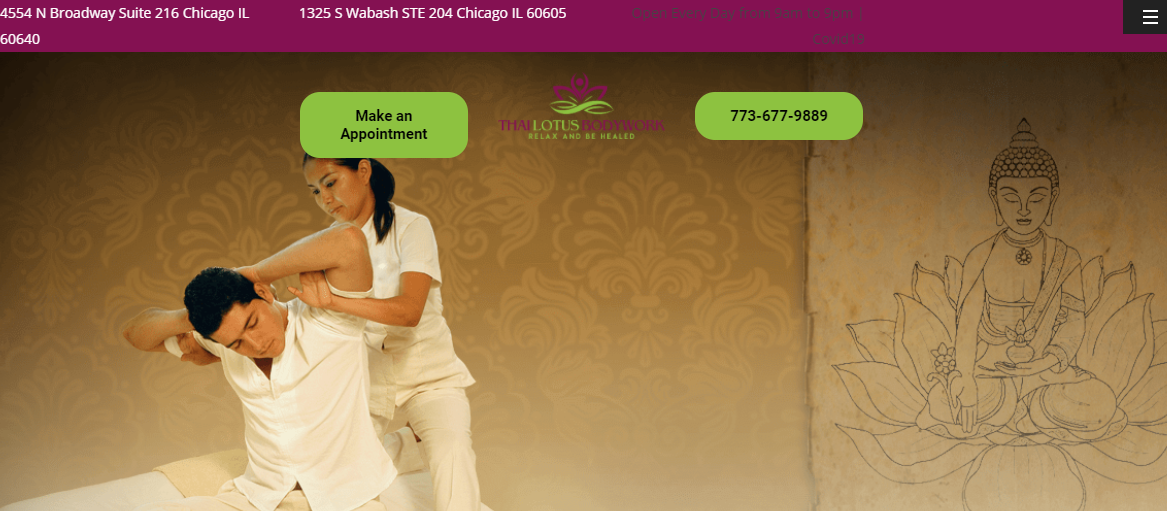 5 Best Thai Massage in Chicago4