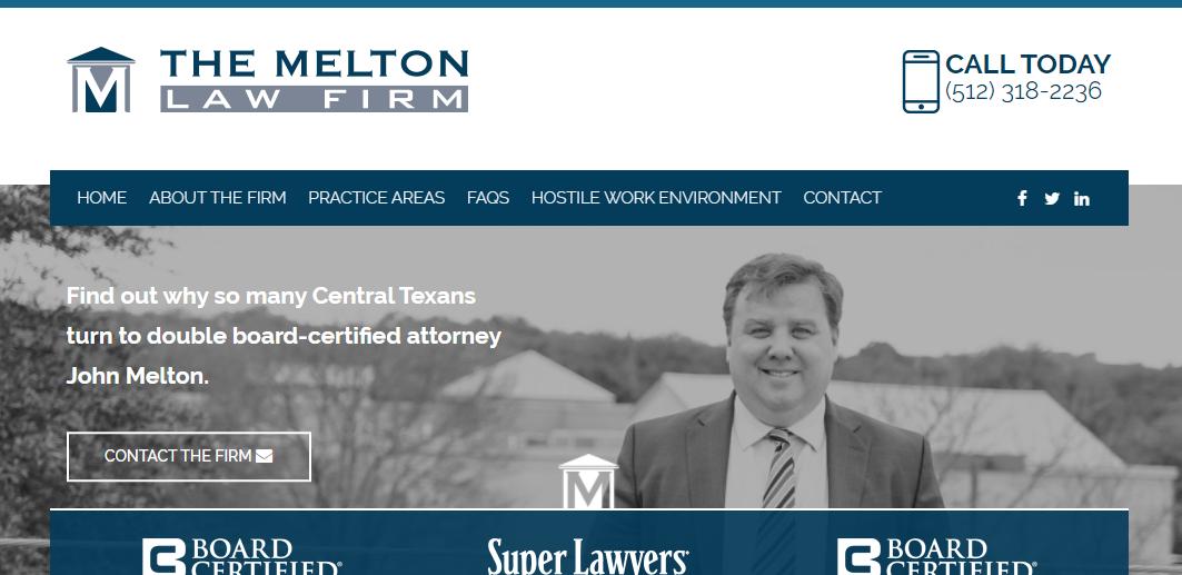5 Best Unfair Dismissal Attorneys in Austin 1