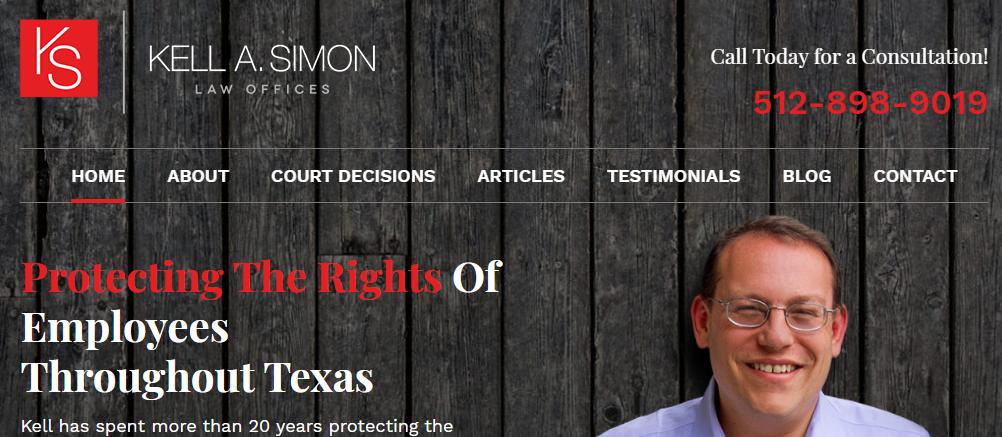 5 Best Unfair Dismissal Attorneys in Austin 2