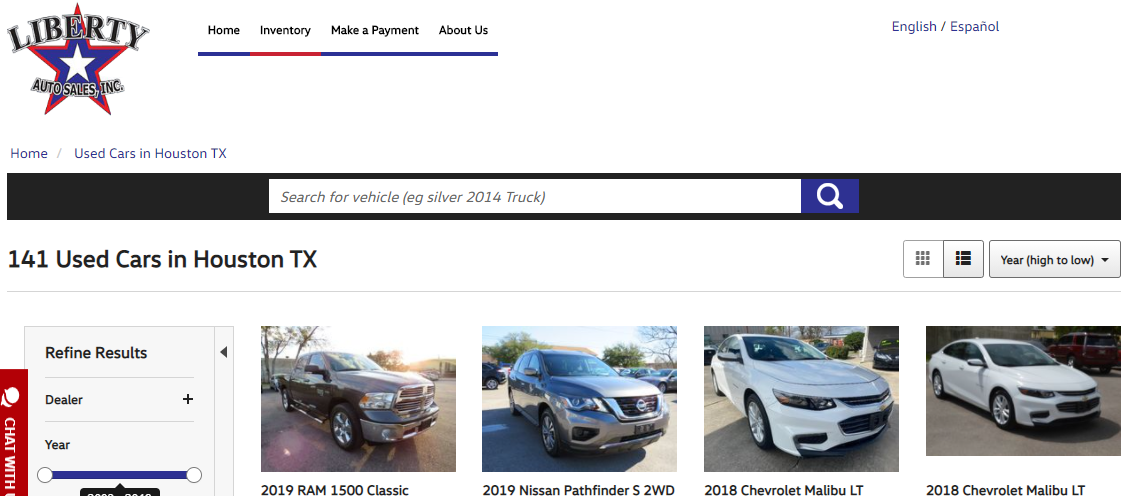 5 Best Used Car Dealers in Houston5