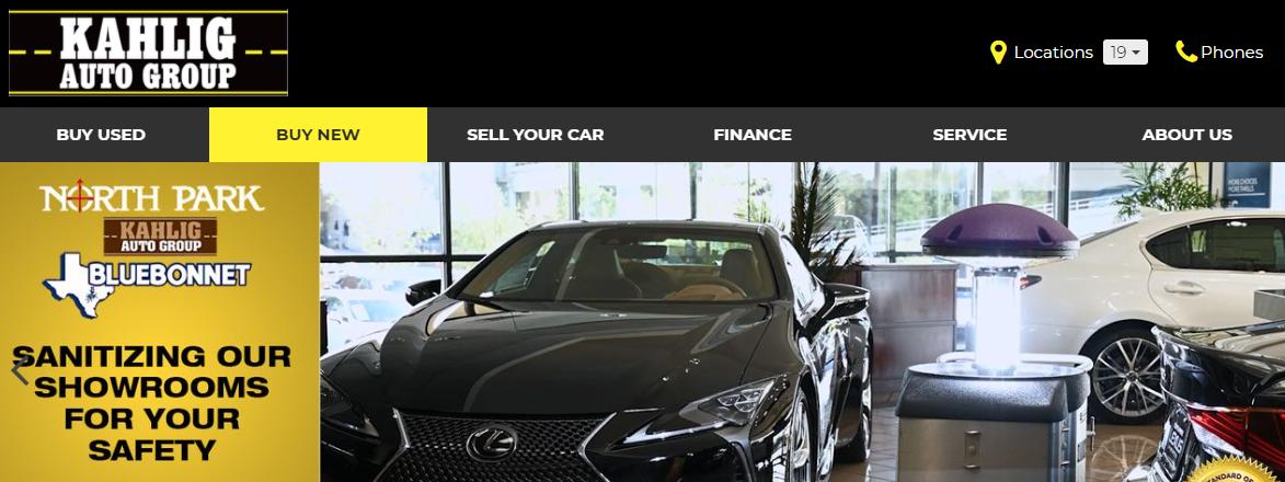 5 Best Car Dealerships in San Antonio 5