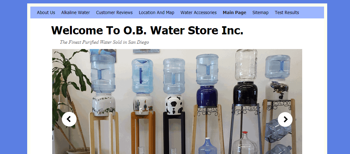 5 Best Water in San Diego 2