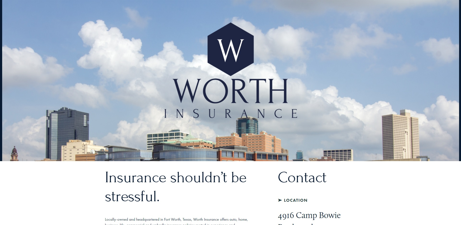 Fort Worth Best Insurance Brokers