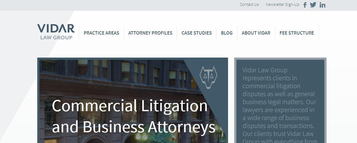 5 Best Corporate Attorneys in Chicago 3