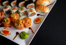5 Best Sushi in San Francisco
