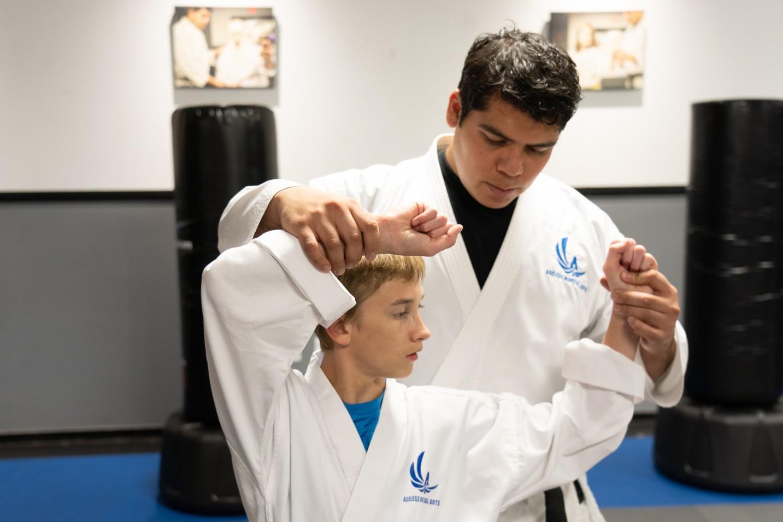 martial arts school in Las Vegas