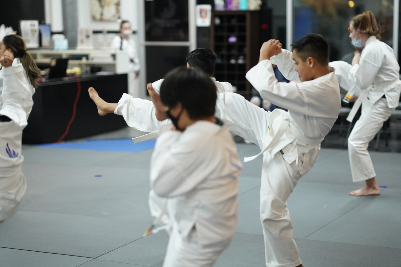 Ageless Karate in Las Vegas