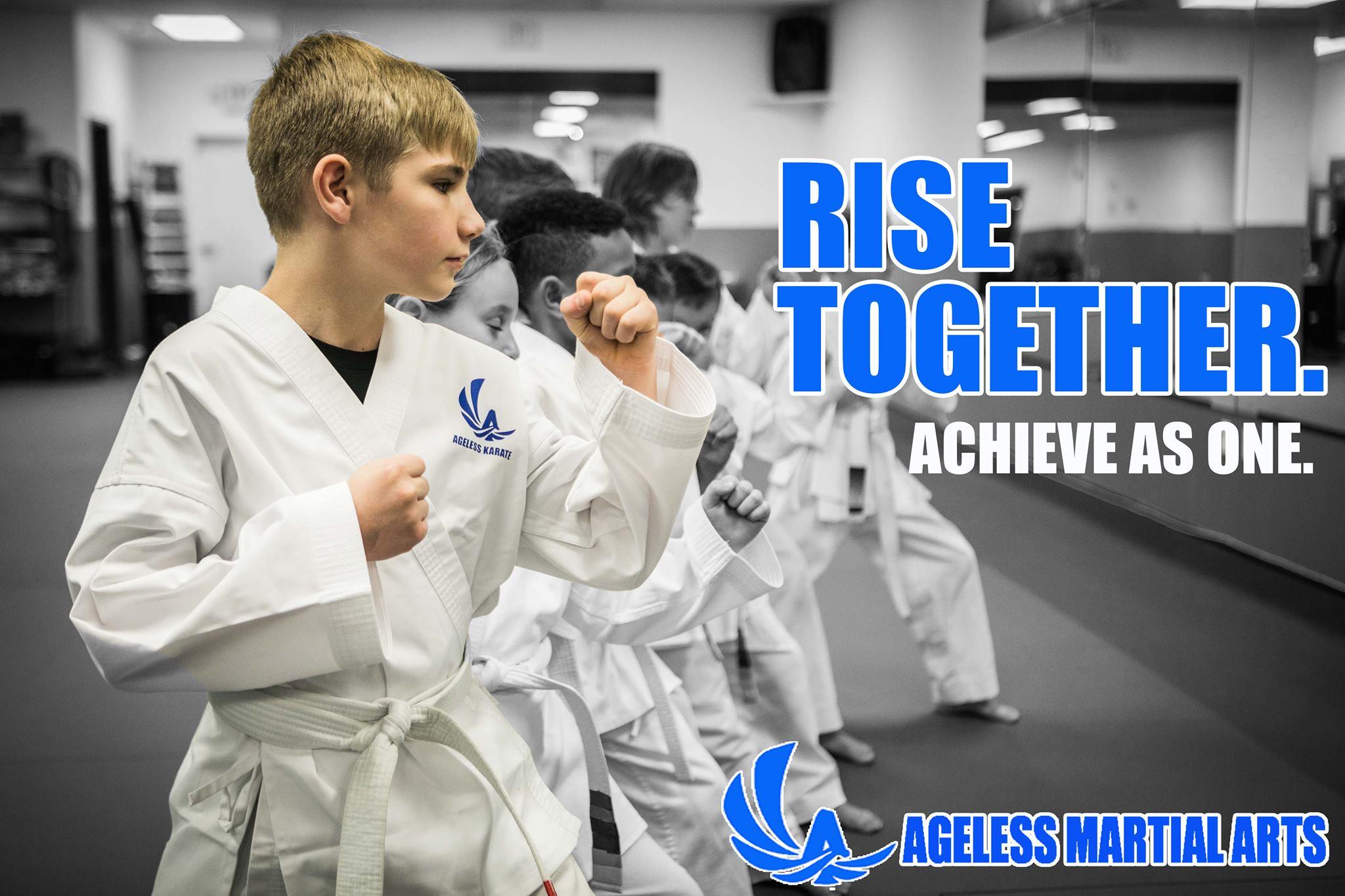 Ageless Karate