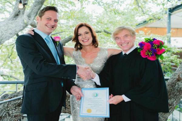 Austin Wedding Judge