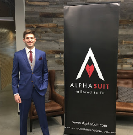 Custom Suits Columbus Oh AlphaSuit