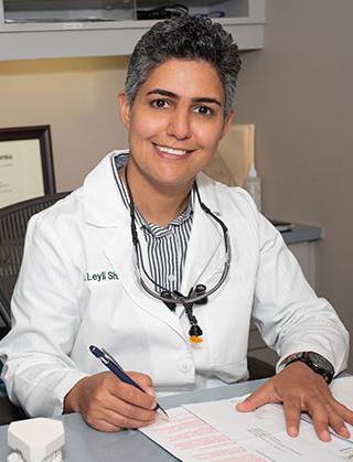 Dr. Leyli Shirvani - My Dentist San Francisco
