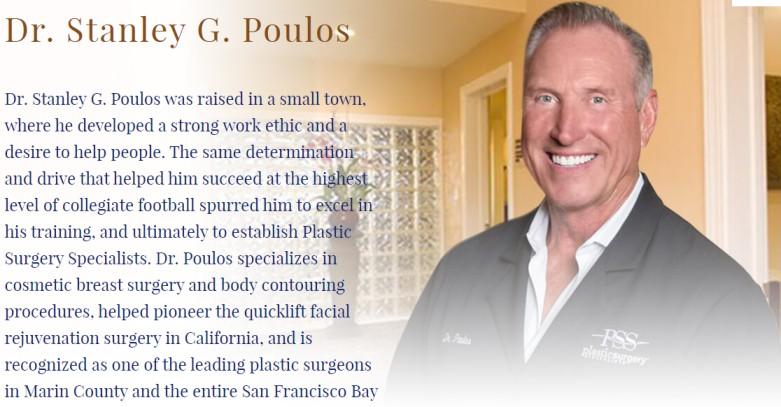 Dr. Stanley G. Polous