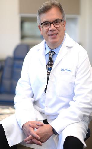 Dr. Tony Cucalon - Cucalon Orthodontics & Braces - Ocean San Francisco, CA