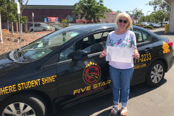 Five Star Driving School