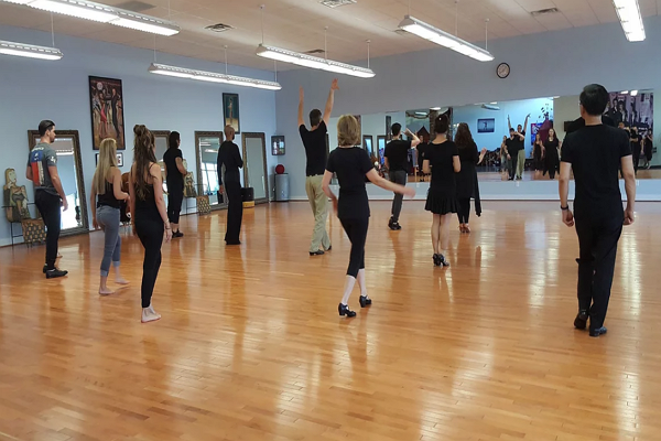 Gocha Shorena Center of Ballroom Dance