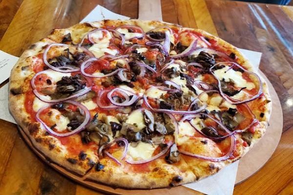 GoreMade Pizza