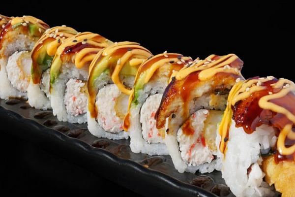 Hooked On Sushi