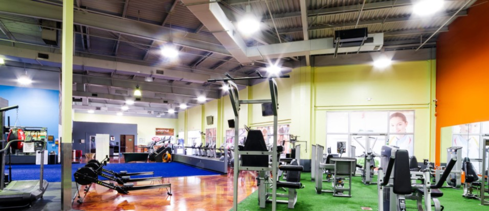 Lifestyle 360 Fitness