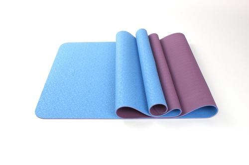 Reversable yoga mat