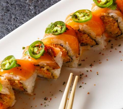 Sushi Axiom-West Fort Worth