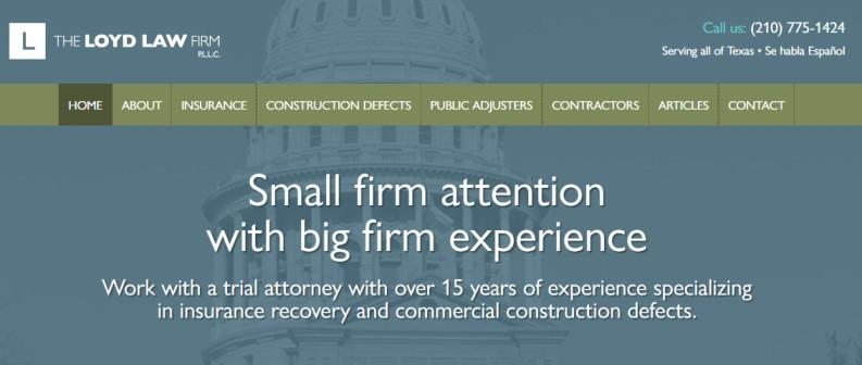 The Lloyd Law Firm PLLC