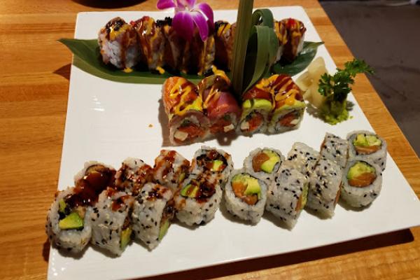 Wild Goji Sushi Bar