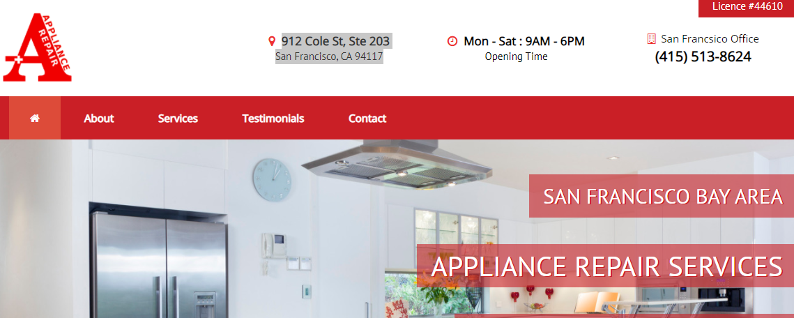 5 Best Appliance Repair Services in San Francisco2