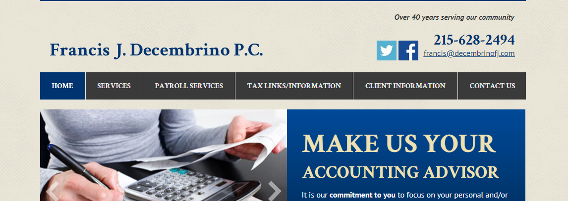 5 Best Accountants in Philadelphia1