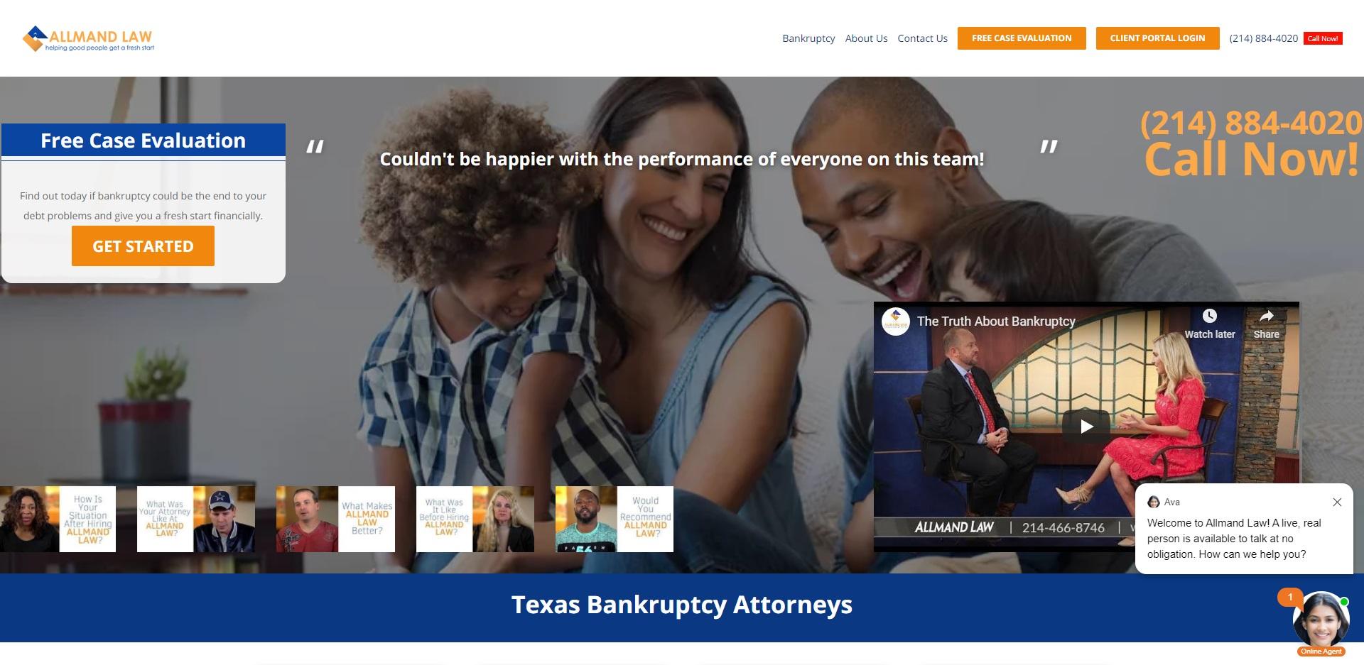 Dallas Best Bankruptcy Attorneys