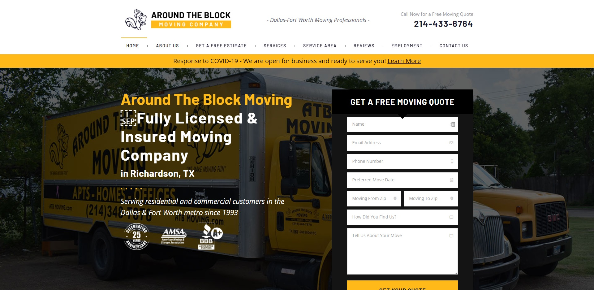 Dallas Best Movers