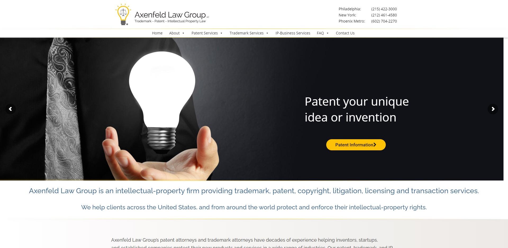 Best Patent Attorneys in Philadelphia