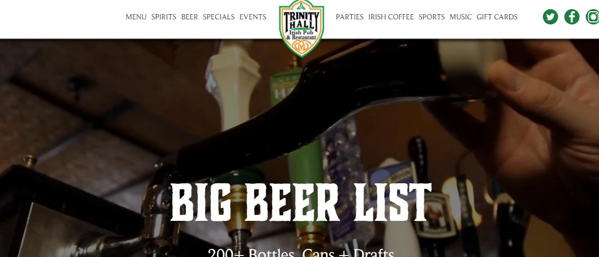 5 Best Beer Halls in Dallas 1
