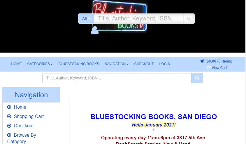 5 Best Bookstores in San Diego1