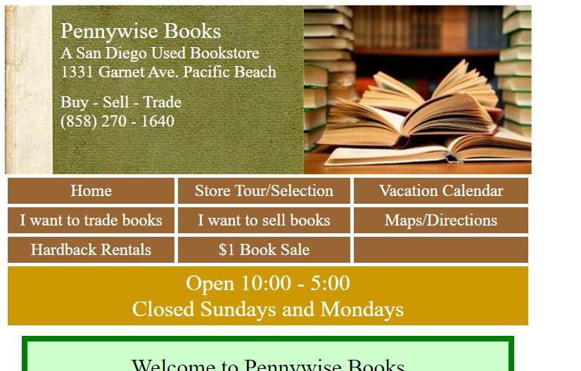 5 Best Bookstores in San Diego5